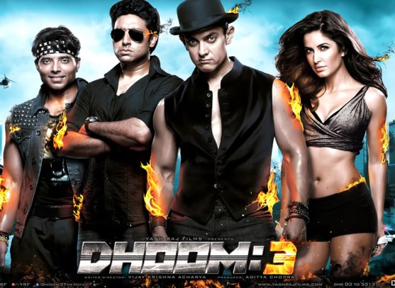 Dhoom 3: Made 500 Crores Worldwide, Got Aamir to the Top