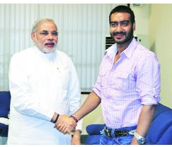 Bollywood actor Ajay Devgan Eyes Solar Projects in India