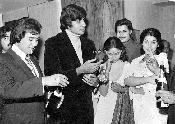 Amitabh Bachan vs Rajesh Khanna Rivalry