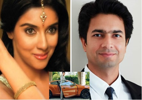 Actress Asin weds Micromax co-founder Rahul Sharma