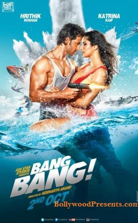 Bang Bang Movie Review: Going Great Guns