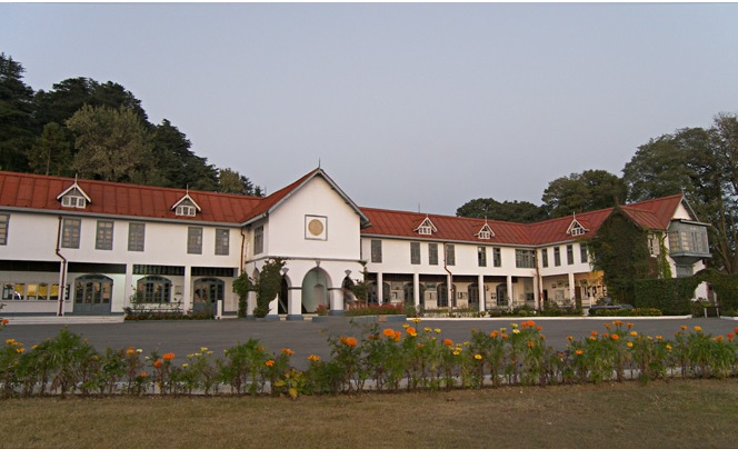 Bishop Cottons School in Shimla