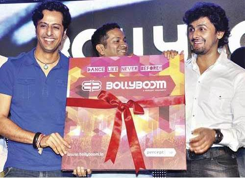 BollyBoom: Fusion of Bollywood Music and Electronic Sounds