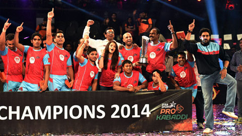 Bollywood and kabaddi