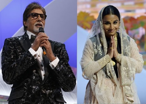Bollywood films & stars at Cannes, France