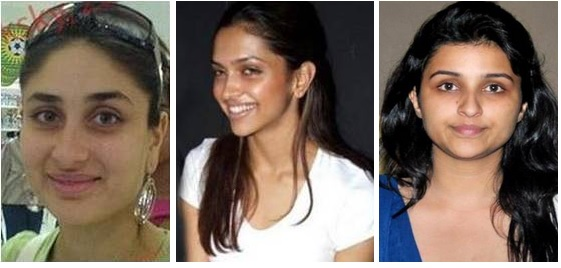 bollywood stars without makeup