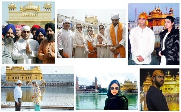 Bollywood films shot at golden temple in amritsar