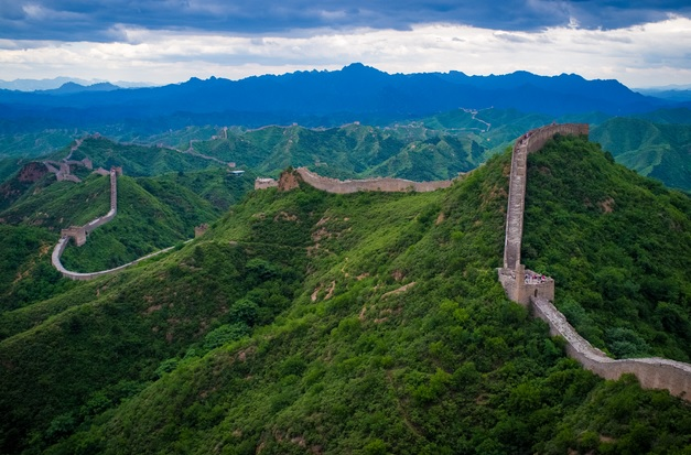 Bollywood movies shot near Great Wall Of China, China