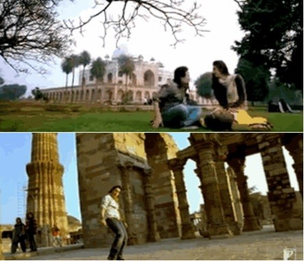 Bollywood Movies Filmed In Delhi