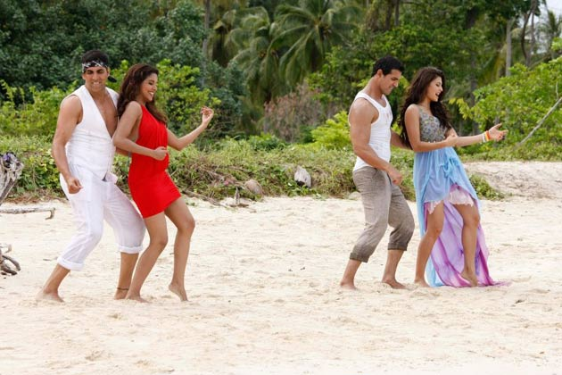 Housefull 2 'do you know' song shot in Thailand