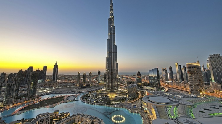 Burj Khalifa, Dubai, Bollywood celebrities