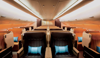 World's Best Airlines for Business Class Revealed