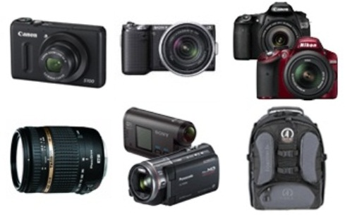 Guide to Cameras & Camcorders