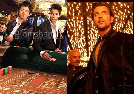 casinos & gambling in bollywood