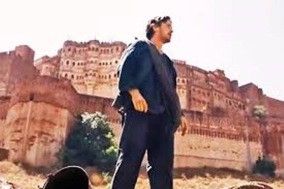 Dark knight Rises, jail escape scene shot at mehrangarh fort in jodhpur