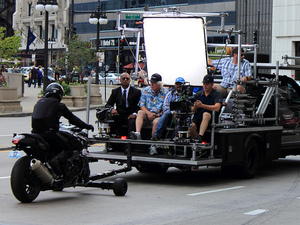Dhoom 3 in Chicago