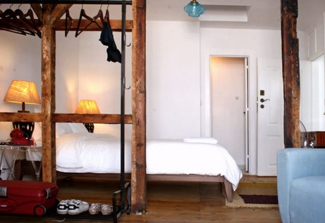 Do You Think Hostels Are Only For Students and Backpackers?