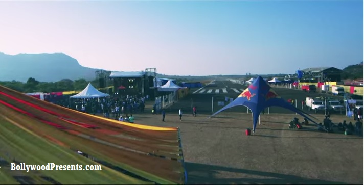 EVC (Enchanted Valley Carnival), Festival Arena at Aamby Valley
