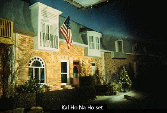 Kal Ho Na Ho Set in fim city