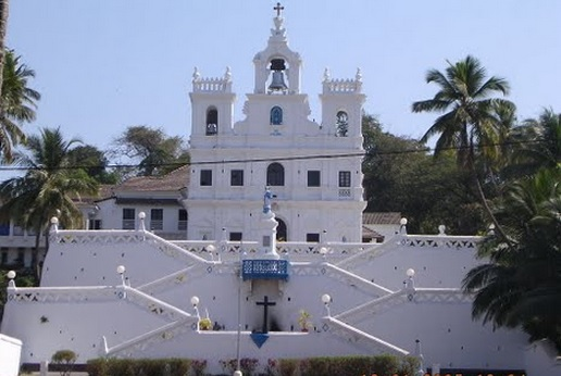 Our Lady Of The Immaculate Conception Church, Panjim, Josh