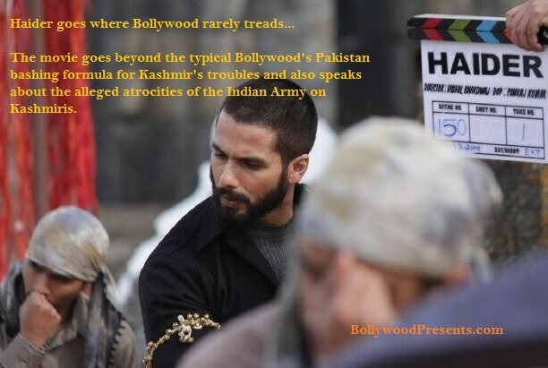 Haider - Atrocities by Indian army