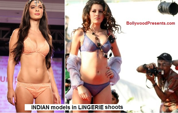 Why You Don't Find Indian Models in Lingerie Shoots?