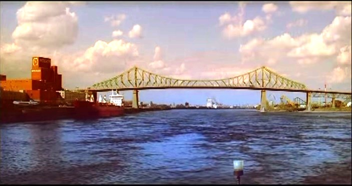 Jacques Cartier Bridge (Montreal, Canada)