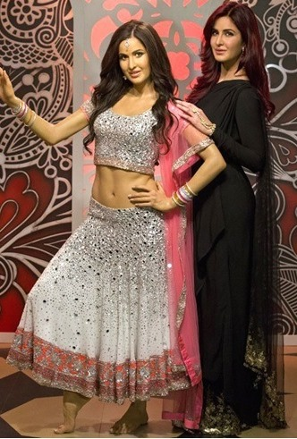 katrina kaif at madame tussauds