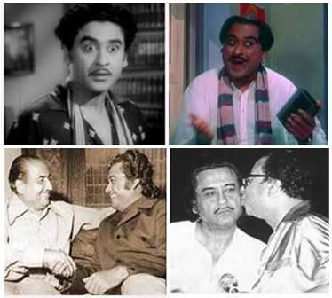 "Kishore Kumar, the Greatest ""All-Rounder"" Entertainer of Indian Cinema"