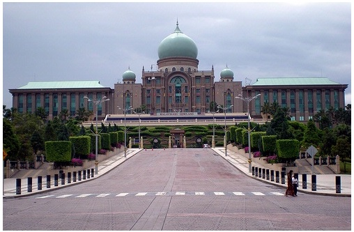 Malaysia, Office of the prime minister putrajaya