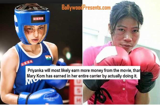 mary kom net worth