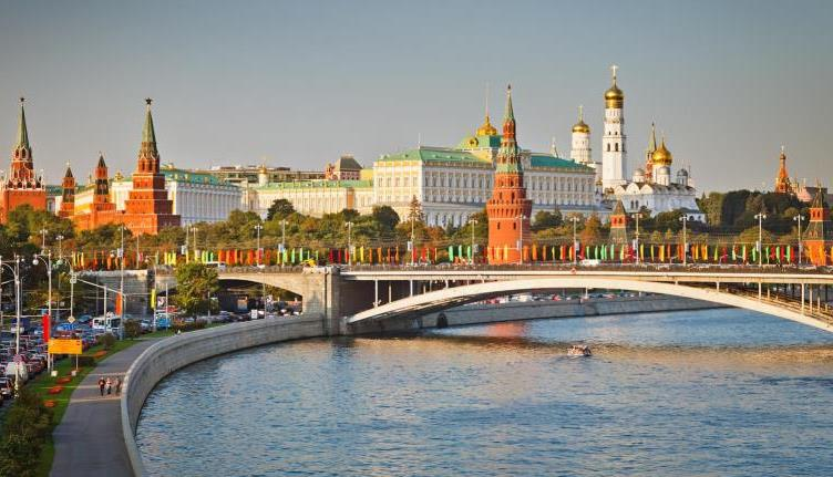 moscow attractions