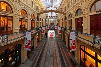 Shopping in Moscow