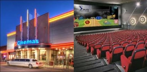 Movie Theatres in Mumbai