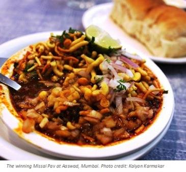 Mumbai's Missal Pav Voted Worlds Tastiest Vegetarian Dish in London