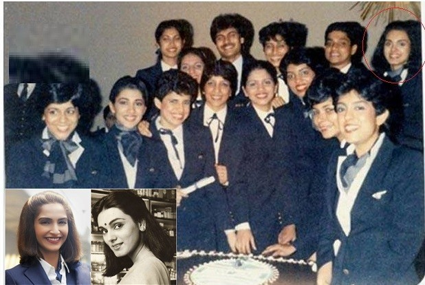 neerja bhanot in Pan Am Class