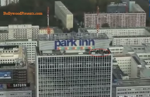 Park Inn Hotel in Berlin