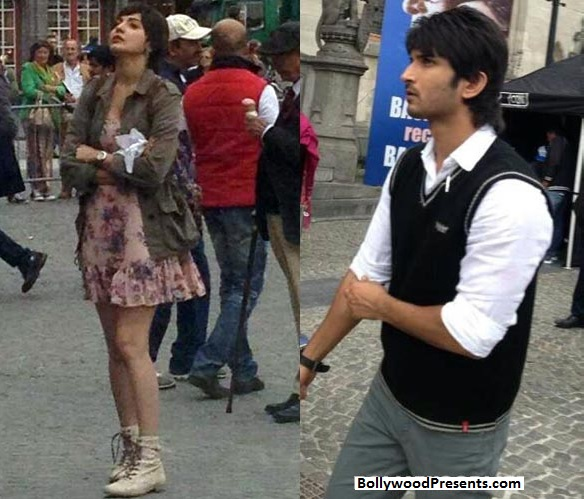 Bollywood film PK filmed in Bruges, Belgium