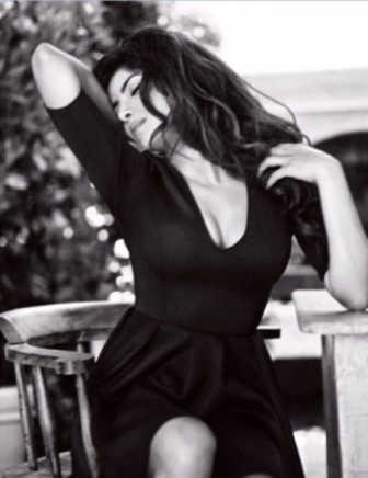 Priyanka Chopra as Guess Girl