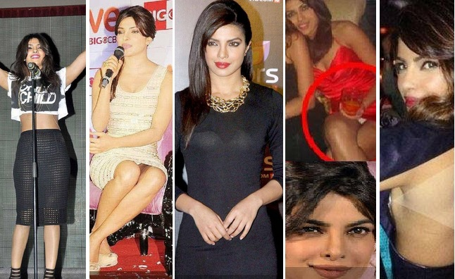 Priyanka Chopra Unseen & Oops moments
