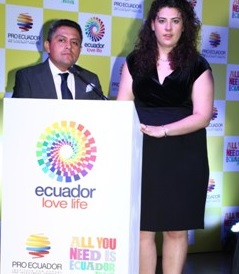 Ecuador's Maiden Promotional Event in Mumbai, to Promote the Destination