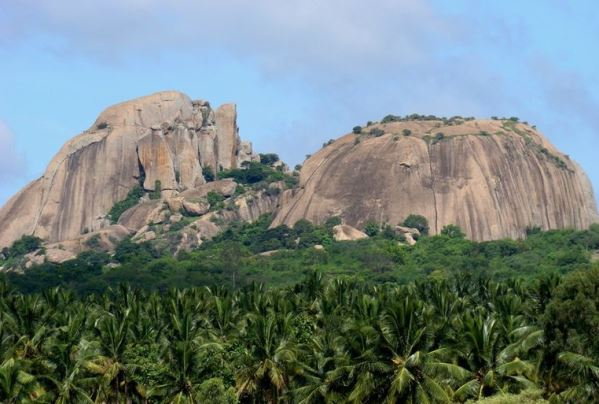 ramanagaram boulders in sholay