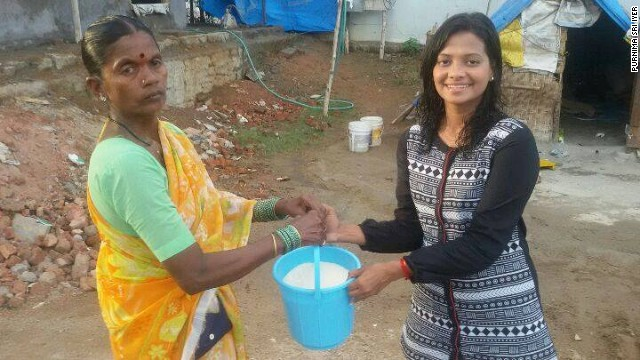 Rice Replaces Ice in New Bucket Challenge: Apt for a Country Like India