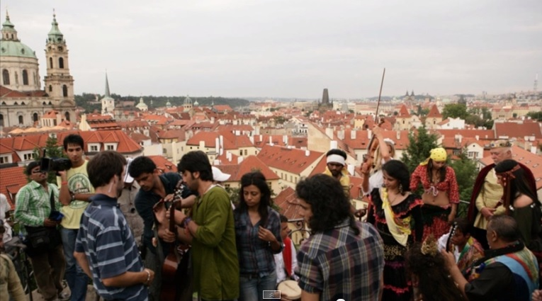 movie Rockstar shooting czech republic