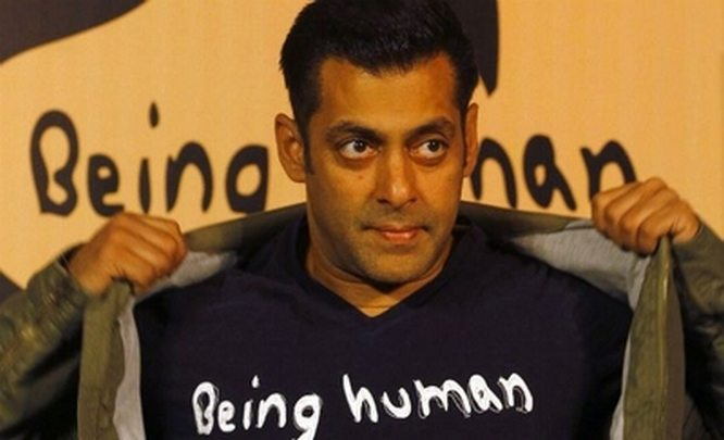 salman khan being human NGO
