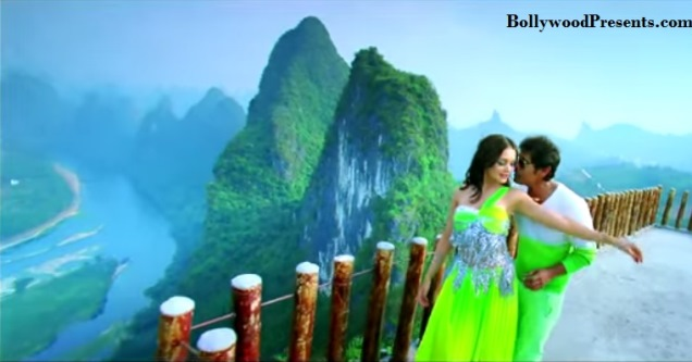 Most of Shankar's Movie 'I' was Shot in China