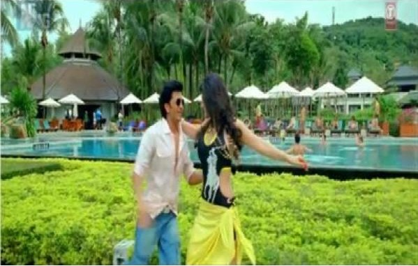 Housefull 2 song shot in krabi, thailand