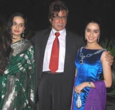 Shakti Kapoor, father of shraddha-kapoor