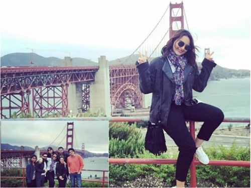 Bollywood Celebrities & Film Shoots in San Francisco, California