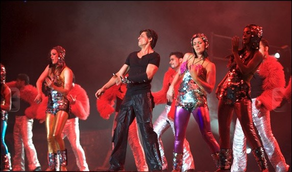 Shah Rukh Khan - Temptation Reloaded Ahoy Arena in Rotterdam/Netherland